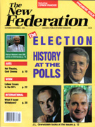 new federation magazine No.1